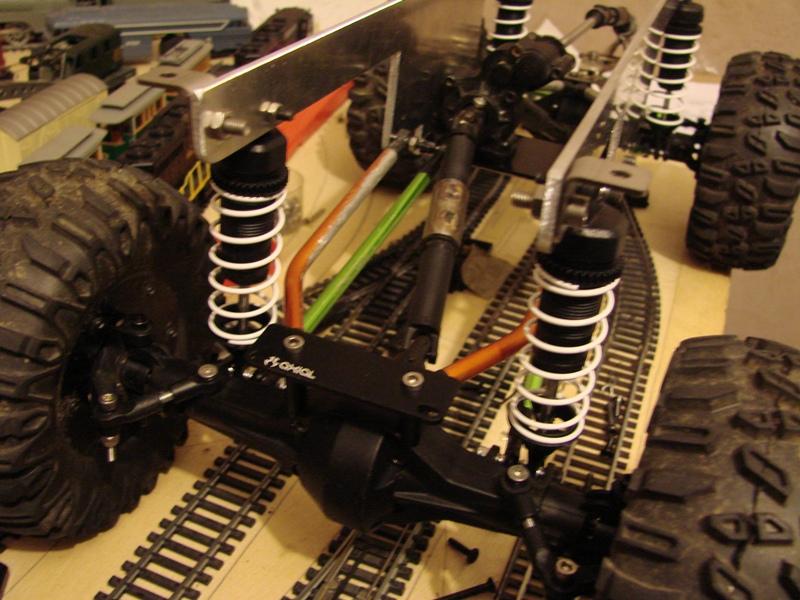 [Venom Creeper/Axial SCX10] ZIS E134 1955 - 8x8 ou 12x12 avec la remorque 219