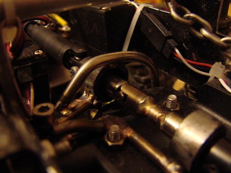 [Venom Creeper/Axial SCX10] ZIS E134 1955 - 8x8 ou 12x12 avec la remorque 235