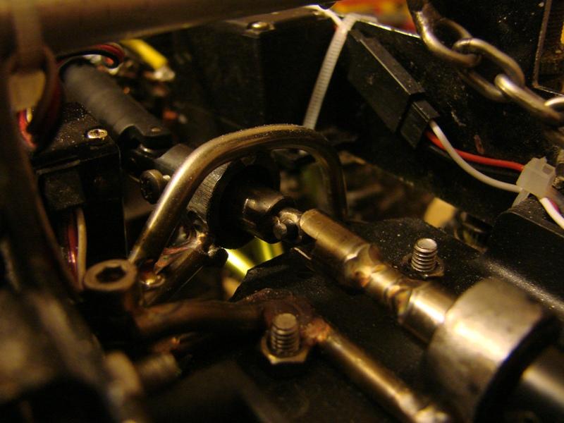 [Venom Creeper/Axial SCX10] ZIS E134 1955 - 8x8 ou 12x12 avec la remorque 236